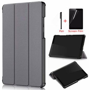 Funda magnética iBuyiWin para Lenovo Tab M8 TB-8505F TB-8505X 8,0 pulgadas Funda...