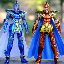 Tronzo JM Model Saint Seiya EX Poseidon Seahorse Baian Action Collectible Model Decorations Doll Toys For Kid
