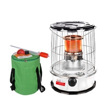 Kerosene Heater Camping with Storage-Bag for Home Barbecue 12-Square Meters Tempered
