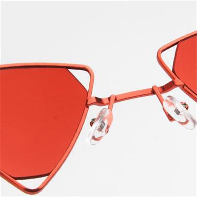 Купить солнечные очки rbrovo в треугольной оправе для мужчин и женщин картинки цена