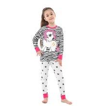 Boys Pajamas Sleepwear Unicorn-Series Girls Kids Masculino Cotton Cartoon Pink Unisex