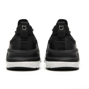 Image 5 - New Xiaomi Mijia Sneaker 4 Mi Running Shoes Mens Light Weight Breathable Insole Fishbone Lock 4D Fly Weaving Upper TUP Sole