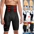 Men Body Shaper Waist Trainer Slimming High Wasit Control Panties Male Modeling Shapewear Compression Shorts Strong Underwear
