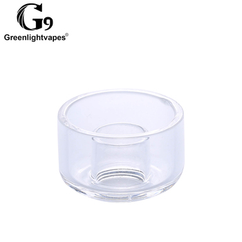Original Greenlightvapes G9 Tick Enail Quartz Dish Chamber Replacement for 10mm 16mm 20mm E nails Coil Oil Dab Wax Rig Titanium new coming portable electronic g9 henail with titanium nail ceramic nail g9 dab enail wax vapor dry herb