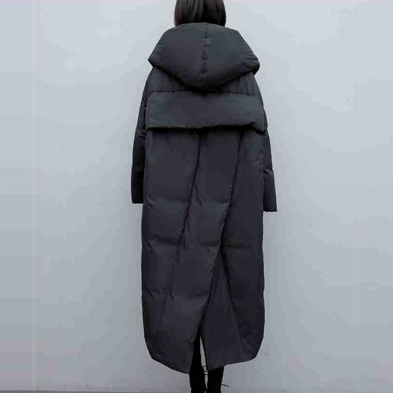 2019 Winter New Warm Parkas Coat Women Pluz Size Korean Style Cotton Parkas Coat Female Fashion Thick Women Clothes