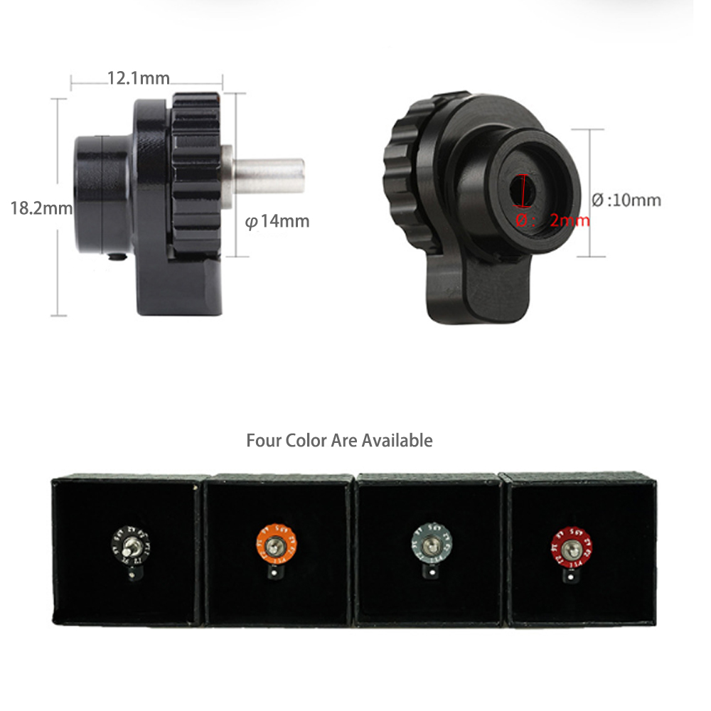 1pcs Tattoo Cam Wheel Bearing Tattoo Rotary Machine Part Accessories Eccentric Wheel For Rotary Tattoo Machine