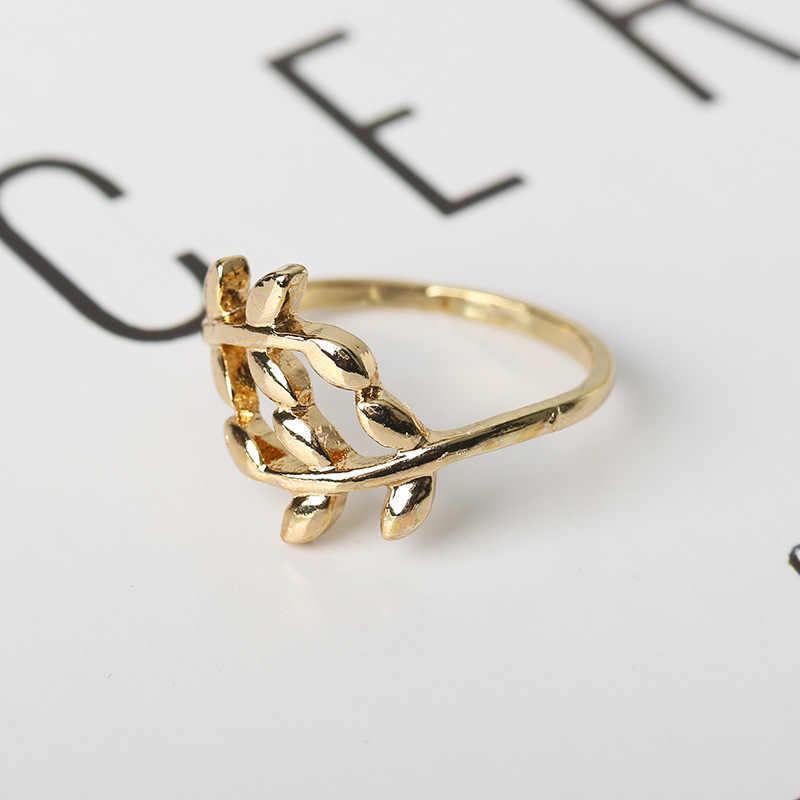 ใหม่ Bohemian สำหรับเครื่องประดับสตรีแหวนเงินสุภาพสตรีหมั้นแหวนทองแหวนหญิงของขวัญ