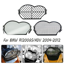 Motorcycle Headlight Light-Guard-Protector Adv-Adventure R1200GS BMW for Grille