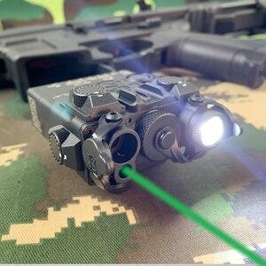 Element airsoft arma Surefir M600C de caza luz SMSR? DBAL D2 A2 láser IR interruptor de Control lazer táctico pistola arma linterna