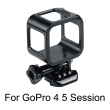 Standard Border Protector Protective Frame Case for GoPro Hero 4 5 Session Action Camera for Go Pro Accessory high quality waterproof housing case for gopro hero 5 6 action camera hero 5 6 black edition