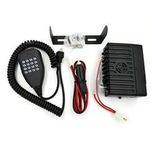 VV-898S Dual Band Transceiver 25W Auto Walkie-Talkie Professionele Mobiele Interphone Duurzaam Mini Auto Radio Station(China)