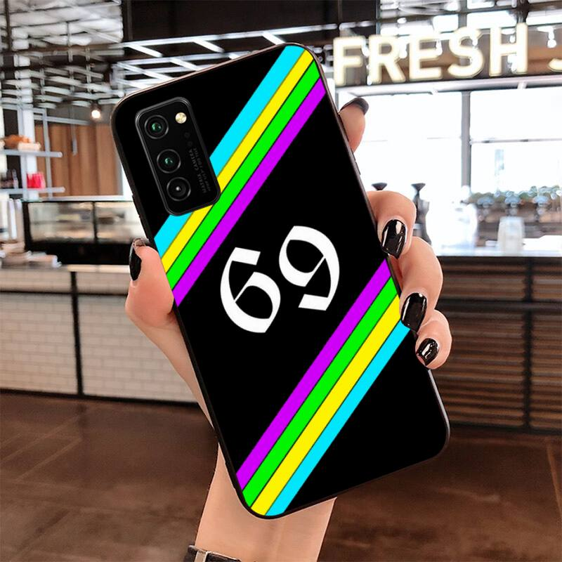 Tekashi 6ix9ine SixNine 69 Coque Shell Phone Case for Samsung S20 plus Ultra S6 S7 edge S8 S9 plus S10 5G lite 2020