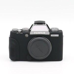 Image 4 - غطاء من السيليكون حقيبة كاميرا ل فوجي فيلم X100V X T200 X T100 XT100 XT4 X T4 X T3 X T30 XT30 X A7 XA7 X T20 X T10 X A5 X A20 XT200