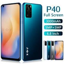 XGODY 3G Smartphone P40 3000mAh Android 10 6,8