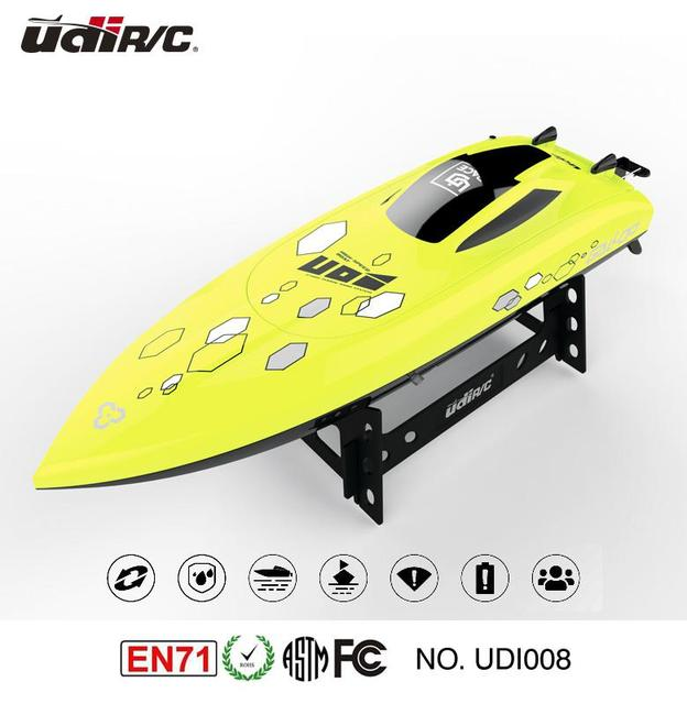 UdiR/C UDI001 RC Boat 20km/h Max Speed with Water Cooling System Speedboat