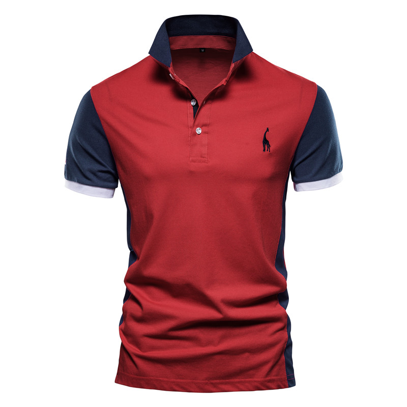 Top 8 Most Popular Casual Polo Brands And Get Free Shipping A484