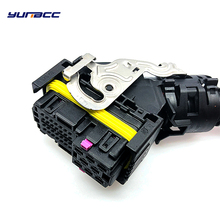 1set 36pin EDC7 Common Rail ECU Connector Auto PC Board Socket Automotive Injector Module Plug With Wire Harness For Boschs стоимость
