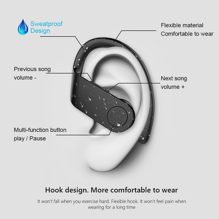 cheapest I500 TWS Air Pro Earbuds Noise Cancelling Headset Tap Control Earphone PK Super I30 I60 I90 I100 Audifonos Bluetooth Inalambrico
