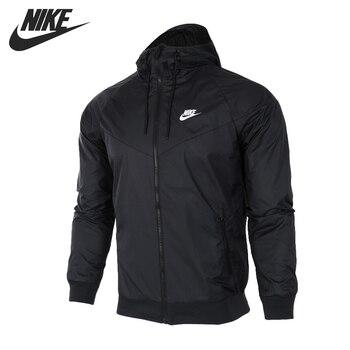 Original New Arrival  NIKE AS M NSW WR JKT Men's Jacket Hooded Sportswear original new arrival official adidas men s windproof jacket hooded sportswear
