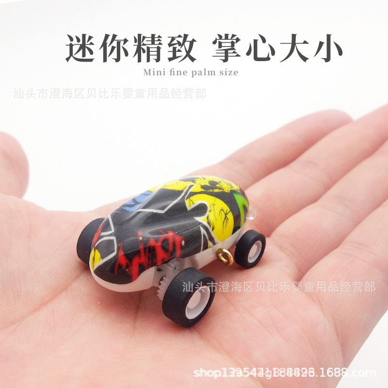 High-Speed Laser Car With Laser Chariot Revolving Cars Rotation Car Tilting Mini Toy Car
