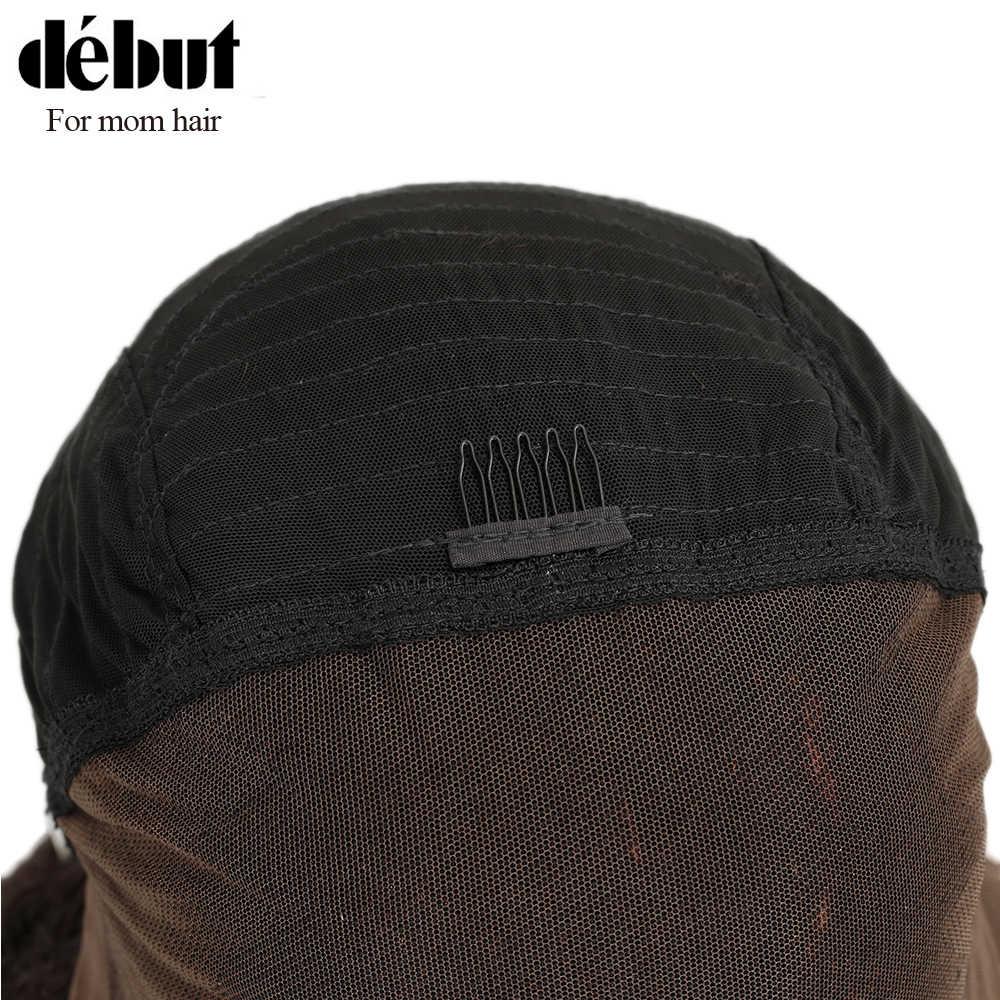 Дебюта кружево парики из натуральных волос объемная волна 13X4 полный парик фронта шнурка человеческих волос парики из бразильского волоса короткие парики человеческих волос парик шнурка