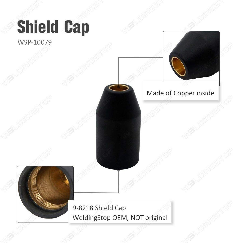 Купить с кэшбэком 9-8218 shield cup WS OEMed fits for thermal dynamics cutting torch SL100