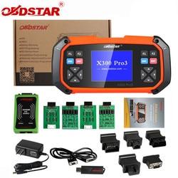 OBDSTAR X300 PRO3 Key Master standardowa konfiguracja immobilizer regulacja licznika EEPROM dla Toyota G & H Chip wszystkie klucze utracone