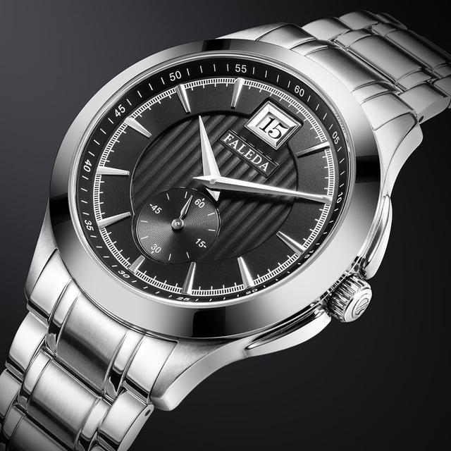 Retro Mens Business Watches Sapphire Top Luxury Brand Quartz Watch Men Casual Stainless Steel Waterproof Clock Relogio Masculino