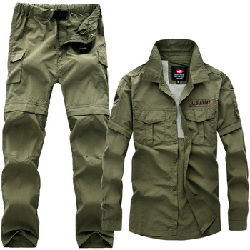 Military Uniform Camouflage Tactical Suit High Quality Camouflage Army Combat Clothing Sets Hunting Fishing Paintball Clothes new men combat shirts proven tactical clothing military uniform cp camouflage airsoft hunting army suit breathable work clothes
