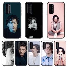 Trendy guy  Phone Case Hull For Huawei Honor  8 9 10 20  30 A S  Lite Pro 5g i Black Back Soft Cell Cover Pretty
