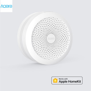 Image 2 - New Original Aqara Hub Gateway M1S with RGB Led night light Smart work with For Apple Homekit aqara smart App