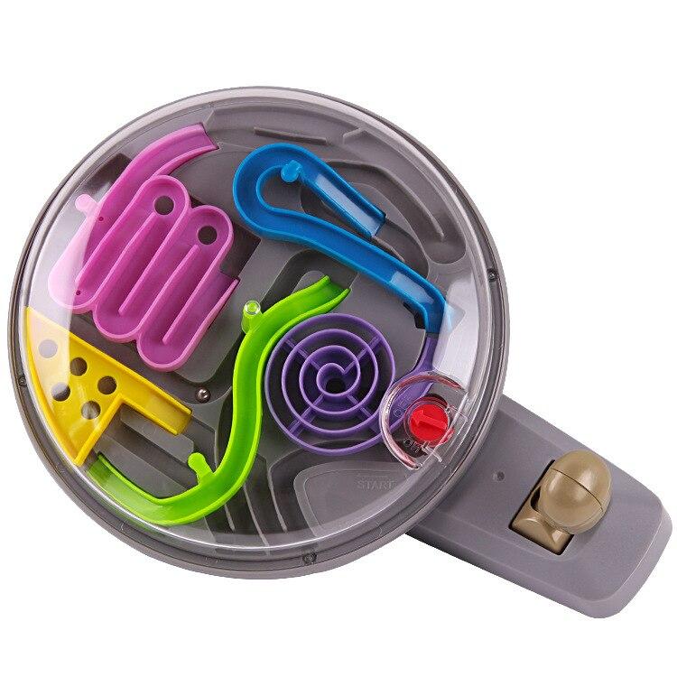 3d magia intelecto bola de marmore jogo de quebra cabeca perplexo bolas magneticas iq equilibrio brinquedo