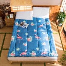 Flomingo Tatami матрас из матраса для ленивых моющиеся коврики складной матрас для гостиной/пола студенческий спальный матрас для общежития