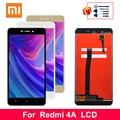 ЖК-дисплей 5,0 дюйма для Xiaomi Redmi 4A, сенсорный дигитайзер, запасные части для Xiaomi Redmi 4A, экран дисплея