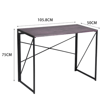 BOFENG Metal Desk Table X-type Table Iron Office Furniture EASY Instal Minimalism Design Fast Shipping Sit Gaming Laptop Muebles 1