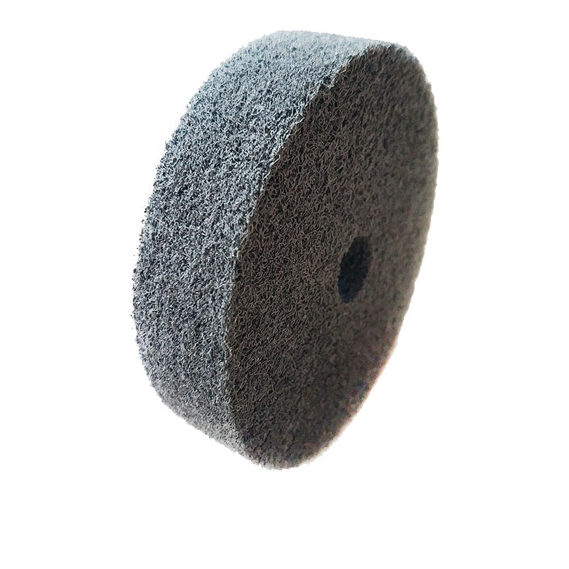 5 Pieces Micro Grinder Special Polishing Wheel 3 Inch Fiber Wheel High Strength Grinding Wheel