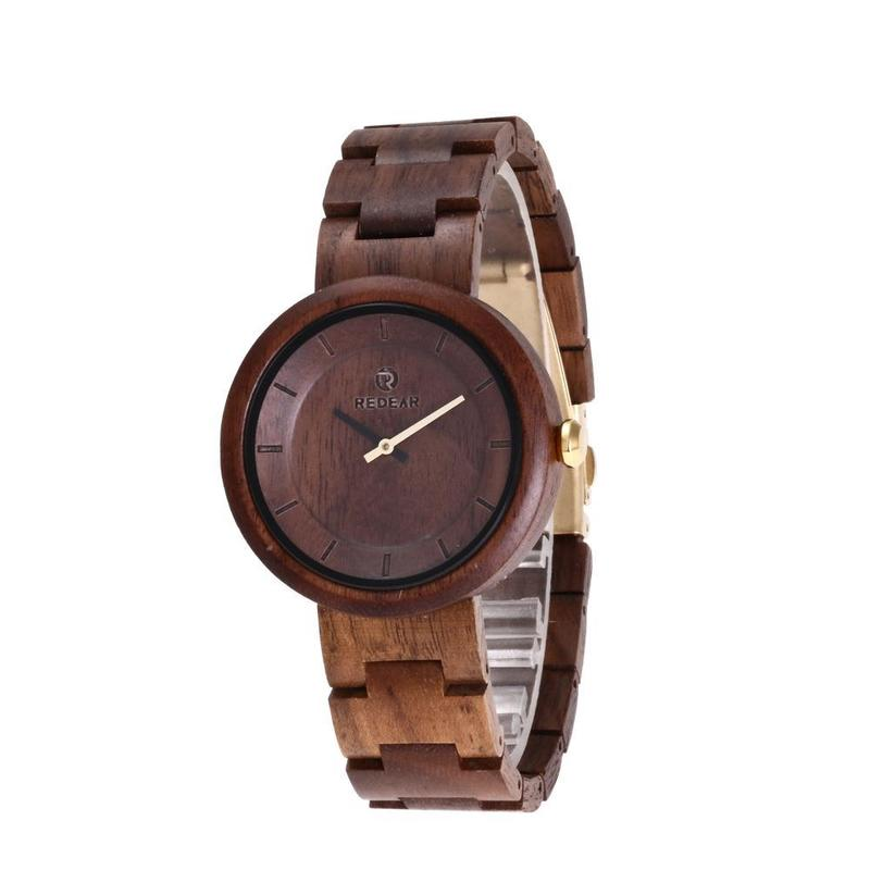 2019 The New Quartz Wooden Watches Amazon Speed Sell Tong Spot Hot Style A Undertakes International