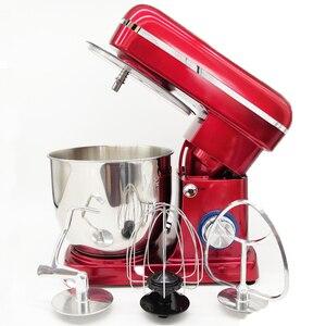 5L/1500W Electric Dough Mixer Professional Eggs Blender Kitchen Stand Food Mixer Milkshake/Cake Mixer Kneading Machine
