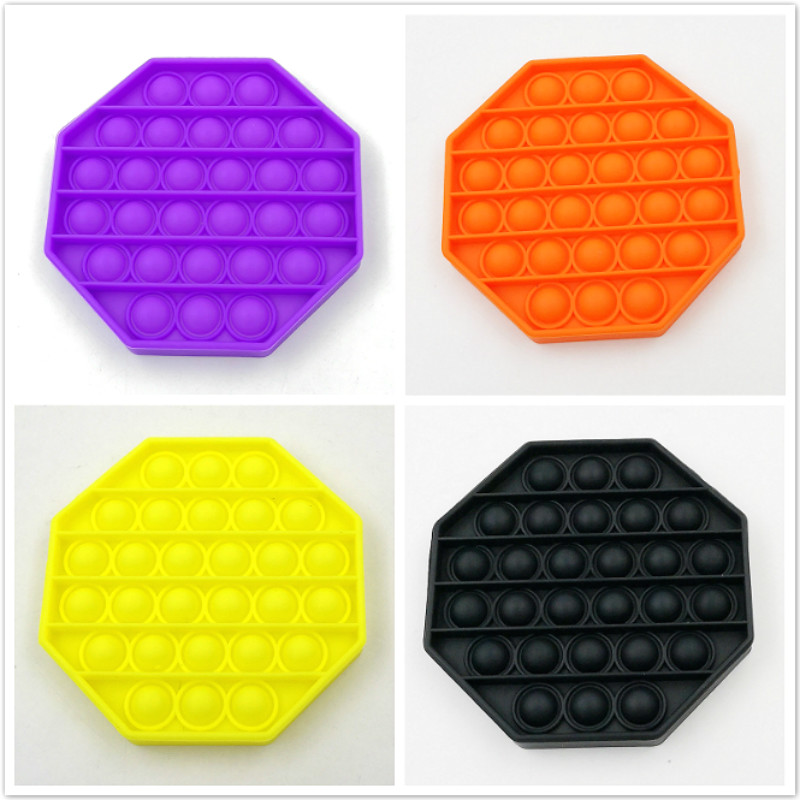 Squeeze-Toys Bubble-Sensory Square Anti-Stress-Pop Funny Squishy Push-Pop Child Needs img5
