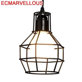 Room Lampara De Techo Colgante Moderna Kitchen Lustre Pendente Loft Deco Maison Suspension Luminaire Hanging Lamp Pendant Light