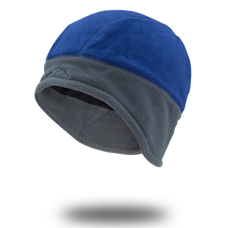 Hat Polar-Fleece Earmuffs Winter Ski-Cap Warm Mountie Sub-Factory