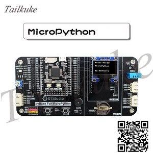 Image 1 - Placa de desarrollo de programación MicroPython: Pyboard/STM32/Kit de experimentos de Aprendizaje Integrado de un solo chip