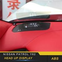 Venta https://ae01.alicdn.com/kf/H11c0fd3cffae46eaa8d25bb111e49f1dL/Para Nissan Patrol Y62 Armada 2010 2019 HUD pantalla Head Up Car styling Overspeed advertencia parabrisas.jpg