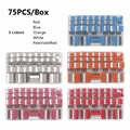ワイヤーコネクタセットボックス 222-412 413 ユニバーサルコンパクト高速照明主導配線ケーブルクイック Conector プッシュ端子ブロック