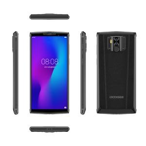 Image 5 - DOOGEE N100 10000mAh Batterie Mobiltelefon 21MP Kamera 5,9 zoll FHD + Display MT6763 Octa Core 4GB 64GB handy 4G LTE