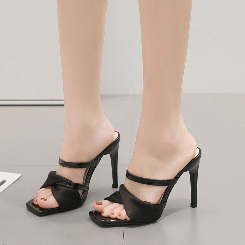 Doratasia 2020 Dropship <font><b>Sexy</b></font> <font><b>Fetish</b></font> High Heels Summer Women <font><b>Shoes</b></font> Woman Sandals Female Brand Lady Party Mules Pumps image
