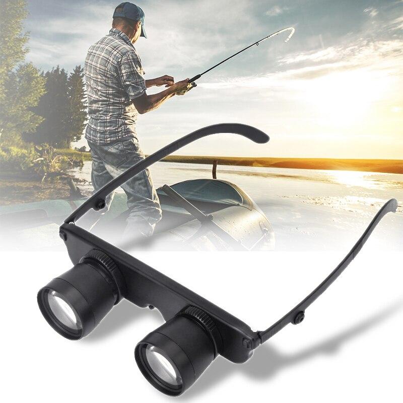 3*28 головной бинокль для рыбалки оптика телескоп оптика Высокая четкость Лупа Очки для рыбалки охоты на открытом воздухе|Очки для рыбалки| | АлиЭкспресс