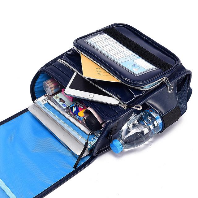 Japansk ortopædisk skoletaske