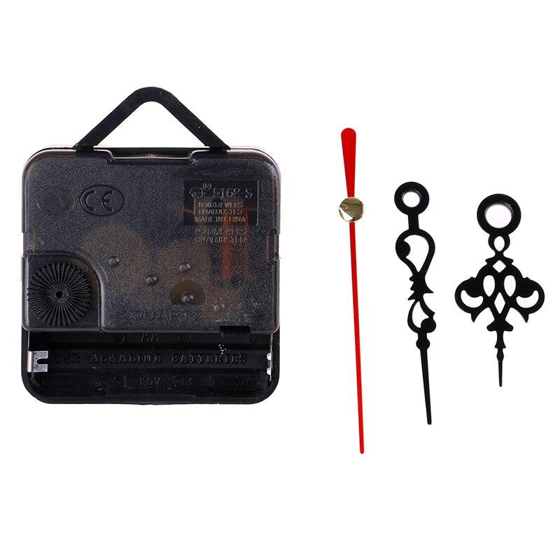 1set Clock Mechanism Parts Classic Hanging DIY Quartz Watch Silent Wall Clock Movement Quartz repair Movement with needles