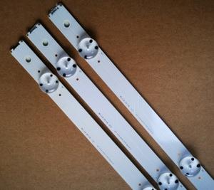 """Image 2 - 3 قطعة 842 مللي متر 7 المصابيح جديد الأصلي LED قطاع الكمال متوافق ل LG 43 """"V16 ART3 V16.5 ART3 6916L2550A 6916L 2743B E71222c102401"""